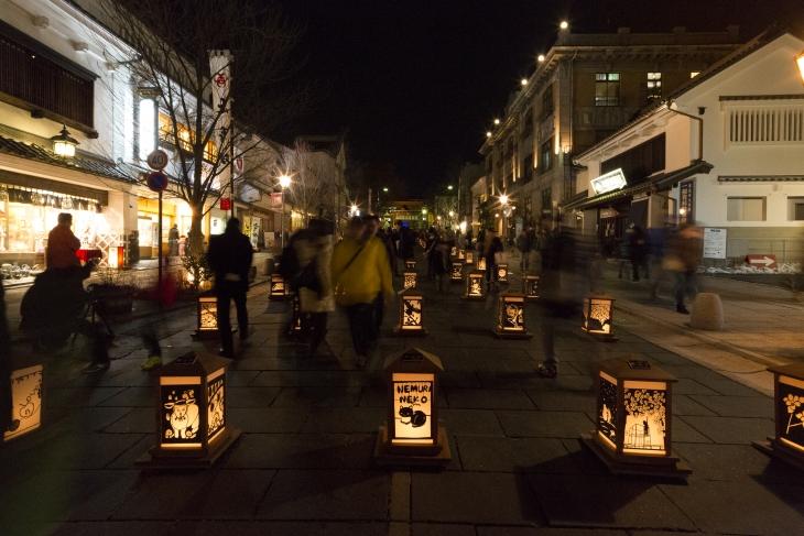 長野燈明祭(節)